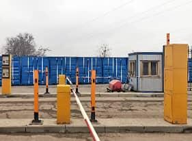 Наш склад на Ярославском шоссе