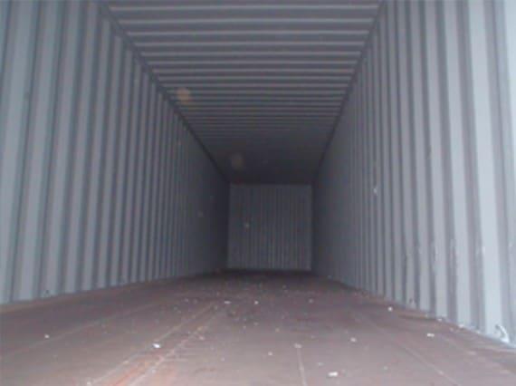 Контейнер под склад 40 футов