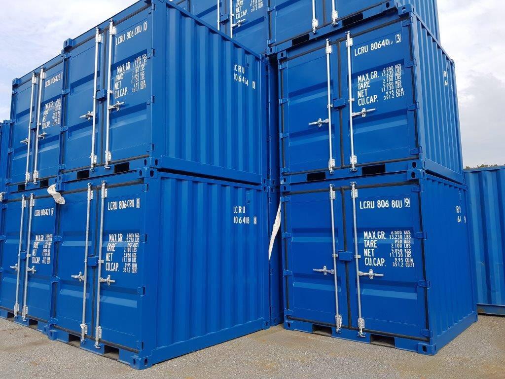 Блок-контейнер под склад